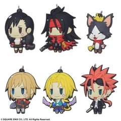Final Fantasy Trading Rubber Strap Vol.2 Box