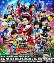 Uchu Sentai Kyuranger Blu-ray Collection 4