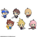 Final Fantasy Trading Rubber Strap Vol.1 Box/