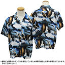 Ghidorah, the Three-Headed Monster Photo Print Aloha Shirt L/
